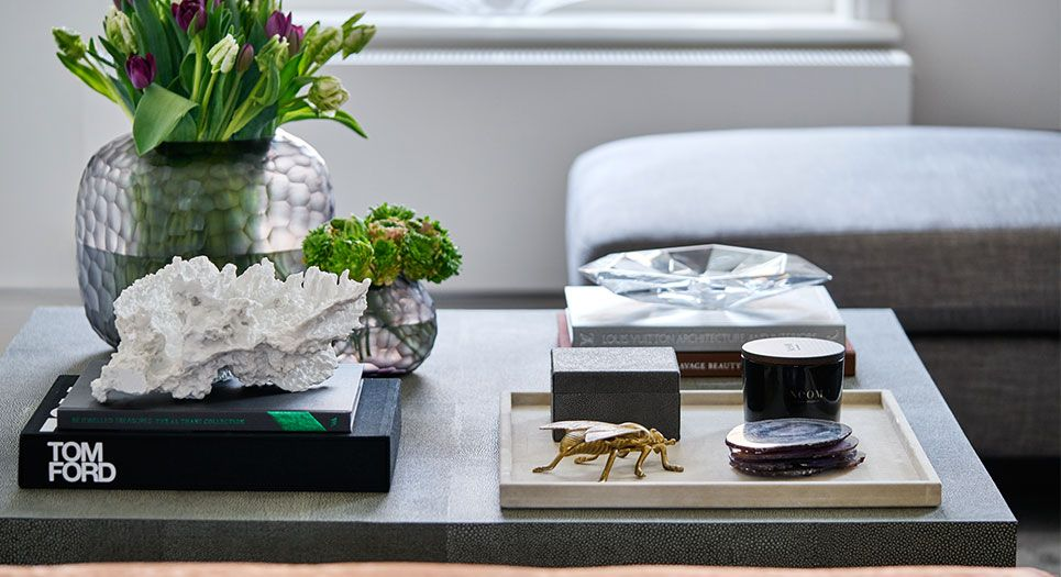 You are currently viewing Coffee table styling tips